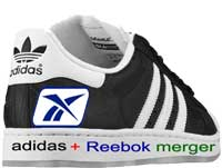 Management Case Study on meger between Adidas and Reebok